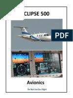 EA500 Avionics