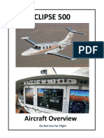 EA500 Aircraft Overview
