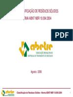 ABETRE - Classificacao de Residuos Solidos - NBR-10.004 -atualizada.pdf
