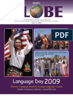 Language Day Globe 2009 Final
