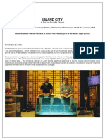 Island City - Final Production Note