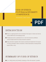 corneil isalie ethics research project