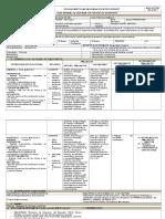 Plan de Dcd Semanal 02-06-01-2017 Primeros