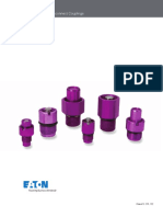Blind-Mate Quick Disc Couplings