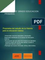 Principios Pedagogicos(Historia)