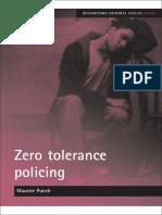 Punch - Zero Tolerance Policing 2007