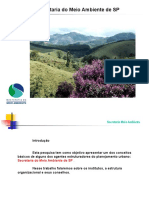 Apresentação Secretaria Meio Ambiente