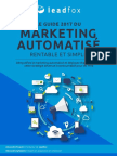 Leadfox eBook Marketing Automatise Done