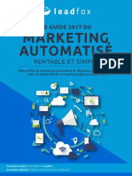 Leadfox eBook Marketing Automatise Done