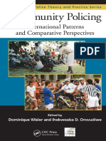 Wisler, Onwudiwe - Community Policing_ International Patterns and Comparative Perspectives (Advances in Police Theory and Practice) 2009