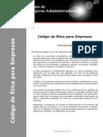 CODIGO DE ETICA PARA EMPRESAS.pdf