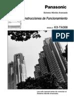 KX-TA308.pdf