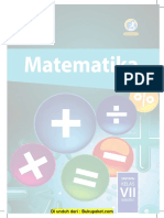 Buku Matematika Kelas 7 Revisi 2016 Semester 1