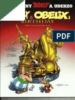 34 Asterix and Obilex's Birthday