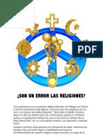 Son Un Error Las Religiones (2)