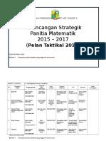 Pelan Taktikal & Operasi 2016