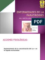 Patologia Paratiroideas