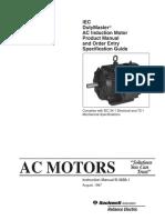 IECvsNECmotors