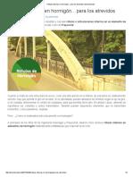 Rótulas Internas en Hormigón…Para Los Atrevidos _ Estructurando