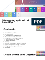 Lifelogging Aplicado al Coaching