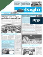 Edición Impresa Elsiglo 26-02-2017