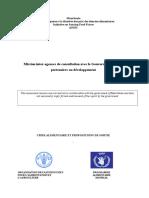 Mauritanie Final Report Mau Isfp Rapport Principal 3108