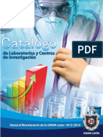 Catalogo Laboratorios