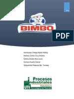 BIMBO Cadena de Suministros