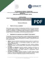 Terminos de Referencia Sustentabilidad Energetica 2017 Sexto Periodo 2