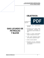 Gas Liquado Del Petroleo y Bleve(Mr)