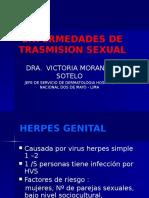 Enfermedades de Trasmision Sexual