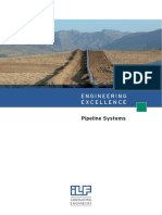 ILF Cosulting Engineers, Pipeline Systems