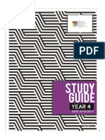Study Guide Year 4 2016 2017 FINAL