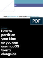 How to partition your Mac so you can use macOS Sierra alongside your current OS X | iMore