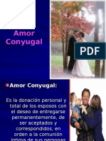 Amor Conyugal DIF