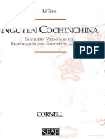 Nguyễn Cochinchina Southern Vietnam in the 17th -18th Century - Li Tana