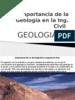 Importancia de La Geología en La Ing