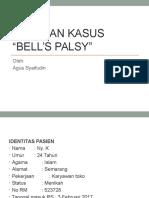Lapsus Bells Palsy