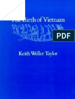 The Birth of Vietnam - Keith Weller Taylor
