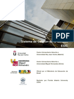 Manual de Calidad Esic Ed.5 Web Version