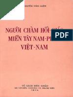 (1971) Người Chăm Hồi Giáo Miền Tây Nam - Nguyễn Văn Luận