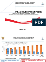 National Urban Development Policy