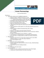 Ocular Pharmacology1