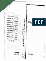 Teilhard de Chardan. El Fenómeno Humano (199-230)