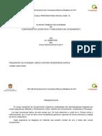 5. Formato Plan de Academia CCyHP Epo 74 2017