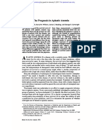 Prognostik Anemia Aplastik