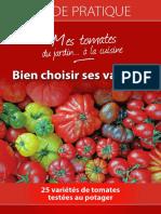 Mon Guide Tomates