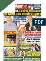 LE BUTEUR PDF du 08/07/2010