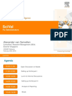 SciVal User Guide