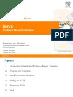 SciVal Guide